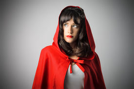 image of little red riding hood  - Little Red Riding Hood - JPG