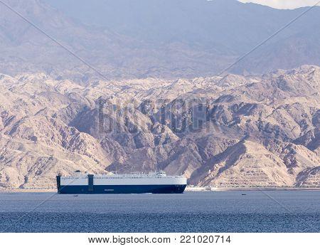 Cargo ship for