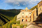 image of senora  - Nuestra Senora de Valvanera Monastery - JPG