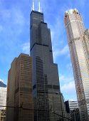 Sears Tower Chicago Skyscraper
