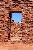 Old mud wall