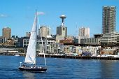 Seattle From The Water