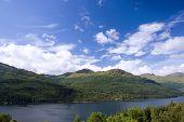 Loch Long in Scotland