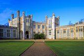 Highcliffe Castle in Christchurch Dorset