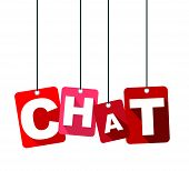 chat poster