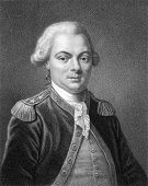 Jean-Francois de Galaup, comte de La Perouse (1741-1788). Engraved by T.Woolnoth and published in Th