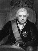 Joseph Banks (1743-1820). Engraved by C.E.Wagstaff and published in The National Portrait Gallery Of Illustrious And Eminent Personages encyclopedia, United Kingdom, 1847.