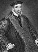 pic of courtier  - Nicholas Bacon  - JPG