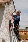 Hammering A Building
