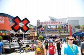 ESPN X Games Seventeen in Los Angeles