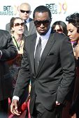 LOS ANGELES, CA - JUN 28: Singer P Diddy arrives at the BET Awards held at the Shrine Auditorium in