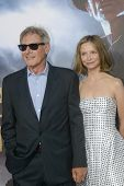 SAN DIEGO, CA - JULY 23: Harrison Ford and Calista Flockhart arrive at the world premiere of