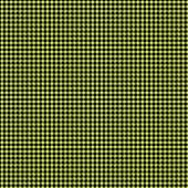 Black & Lime Checker Plaid Paper