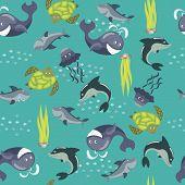 Marine Seamless Pattern2.eps
