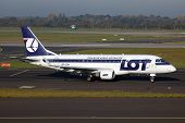 Lot Polish Airlines Embraer 170