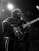 New York Apr 17: Frontmann hr der bad Brains führt im Irving Plaza am 17. April 2012 in New York