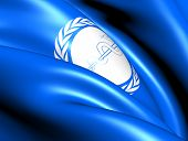 foto of world health organization  - World Health Organization Flag - JPG