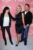 Los Angeles-Apr 19: Shannen Doherty, Jennie Garth, Ian Ziering Ankunft Jennie Garth 40th Bir
