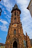 Freiburg Minster Church