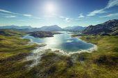 pic of eastern hemisphere  - An image of a nice fantasy landscape - JPG