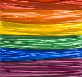 Pride Flag Colors