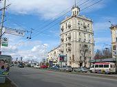 Main Street, Zaporozhye, UA