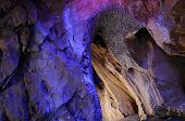 Stalactite Cavity In West China