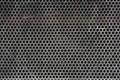 Old Metal Grid