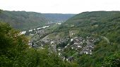 Mosel River in Germany