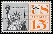 A Postage Stamp from the USA