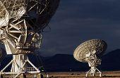 Very Large Radio Antennas