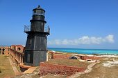Dry Tortugas Harbor Light