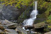 Cow Shed Falls, Fillmore Glen