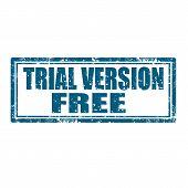Trial Version Free-stamp