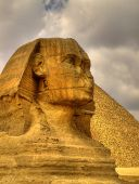 The Sphinx Hdr
