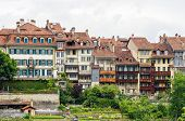 Architecture Of Bern. Switzerland