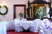 Wedding Venue And Mirror