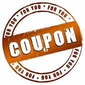 New Stamp - Coupon