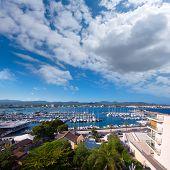 Ibiza San Antonio Abad Sant Antoni de Portmany in Balearic Islands