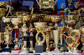 foto of keepsake  - Set of trophies for the winners - JPG