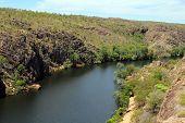 Katherine gorge.NT. Australia