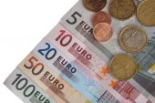 Euros - the currency for business and pleasure in most of Europe poster