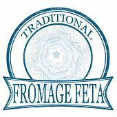 Traditional feta