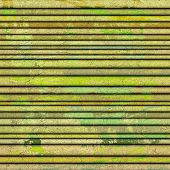 3D Grunge Tube Green Background