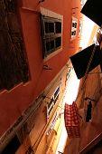 Street In Cinque Terre