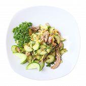 Salad Veche