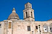 Church of St. Vincenzo. Monopoli. Puglia. Italy.