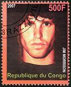 Jim Morrison Stamp
