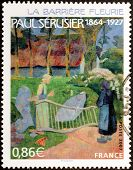 Paul Serusier Stamp