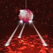 Disco Party Music Ball